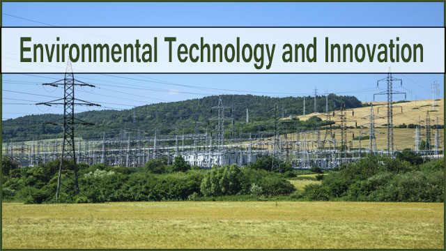 Environmental Technology and Innovation Science Development